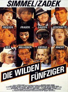 Die wilden Fünfziger (1983) - Peter Zadek DVD
