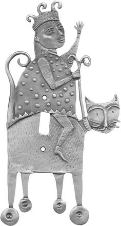 Largest Selection of 1 toggle wallplates including this Cat Toy Single Toggle Switch Plate Cover plus more designs-finishes. Same day shipping for FAST service-Switch Hits. Switch Plate Covers, Light Switch Plates, Light Switch Covers, Guinea Pig Toys, Guinea Pigs, Homemade Cat Toys, Cat Litter Mat, Metal Embossing, Outlet Covers