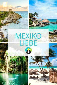 Arriba Mexiko! Auf dieser Pinnwand findet ihr alle Infos und Tipps rund um Mexiko. Lasst euch inspirieren und plant euren Traumurlaub in diesem vielseitigen Land!