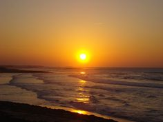 Rabat, Sunset