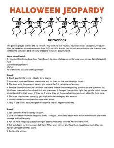 Free Halloween Trivia Quiz Halloween Tutorials Ideas