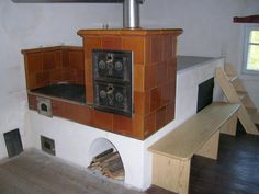 Kamnářství Krkonoše kachlová kuchyňská kamna kachlové sporáky