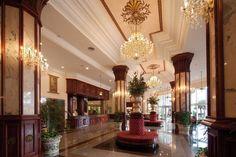 Hotel Riu Palace Paradise Island - Hotel Lobby