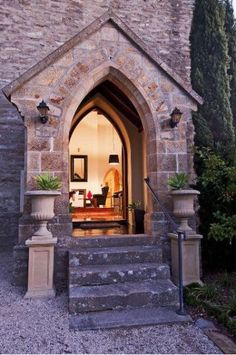 a church conversion in Adelaide. Modern behind a traditional bluestone facade. A little too modern for some. Want to join this congregation instead? Such a pretty little church and definitely loads of space for preaching to the converted. Just outside Adelaide this time in Houghton. A divine transformation?