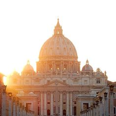 One of our favorite memories was praying with Pope Francis at Sunday Mass in St. Peter's Square. #rome #vatican #travel