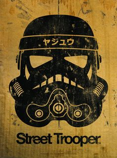 #Street #Troopers Created by Beast Hype Prints... | #TieFighters