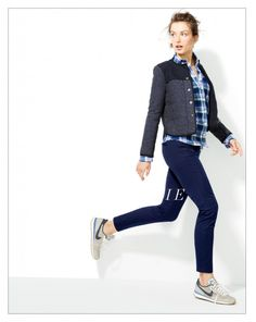 J.Crew September Style Guide Sneak Peek + $200 Giveaway! | theglitterguide.com