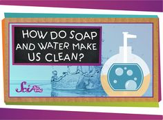 A SciShow Kids viewer wrote us and asked: How does soap work? Find out what really happens when you take a bath!
