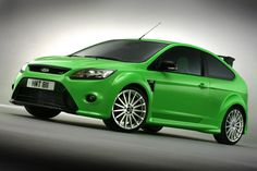 The performance-tuned #Ford Focus RS will be making its way to the states.