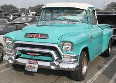 Learn How To sell your photos online easily And Make Profits. 57 Chevy Trucks, Gmc Pickup Trucks, Custom Chevy Trucks, Classic Pickup Trucks, Hot Rod Trucks, Gm Trucks, Cool Trucks, Defender 90, Land Rover Defender