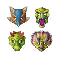 Toddler Dinosaur Costume, Dinosaur Mask, Dinosaur Photo, Cute Dinosaur, Dinosaur Birthday, Halloween Costume Accessories, Creative Halloween Costumes, Birthday Streamers, Lolly Bags