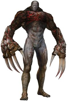 RE Darkside Tyrant. Tyrant Resident Evil, Resident Evil Franchise, Zombies, Batman Armor, Make A Comic Book, The Evil Within, Scary Art, Marvel Wallpaper, Weird Creatures