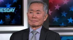 George Takei on Donald Trump Actor and activist George Takei -- who was placed in a Japanese internment camp in America during World War II as an American citizen -- joins Thomas Roberts with his reaction to Donald Trump proposing that Muslims should be banned from entering the U.S. 12.08.15