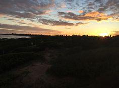 Perfect views for a run