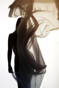 light, curtains