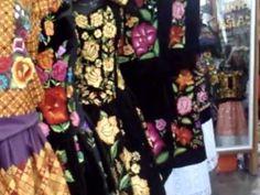 ♥ Outfit Hermoso Traje Típico Chiapas ♥ Mes Patrio - YouTube