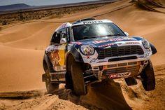 Não se enganem: o Rally Dakar é a competição off-road mais importante do mundo, simplesmente por ser o evento automobilístico mais difícil do planeta - uma maratona de duas semanas de endurance de carros e equipes. Com excelente reputação na competição, a marca MINI, com seu MINI ALL4 Racing, conquistou quatro títulos consecutivos do evento…