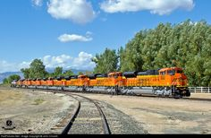 RailPictures.Net Photo: BNSF 9061 BNSF Railway EMD SD70ACe at Highland, Colorado by John Crisanti