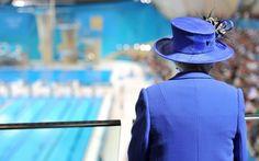 londra 2012, nuoto, Queen Elisabeth