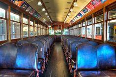 Train Interior by Robin Mayoff, via 500px