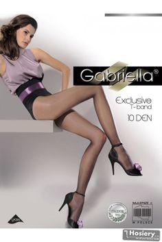 wholesale lot, 2 Pairs MEDIUM ultra sheer 10 DEN pantyhose Exclusive (Gabriella)
