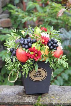 Gallery.ru / Фото #52 - Букеты из фруктов - OlgaCid