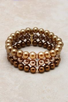 Chocolate Brianne Bracelet on Emma Stine Limited.  Absolutley love this site.  Great prices!!! :)