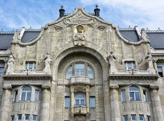 Budapest Gresham Palace by Philip1001971, via Flickr