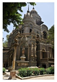 Sakakini Palace - Egypt - Cairo - El Zaher by Yehiazz on DeviantArt Old Egypt, Ancient Egypt, Luxor, Places To Travel, Places To See, Rome Florence, Places In Egypt, Modern Egypt, Visit Egypt