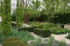 The Laurent-Perrier Garden   Flickr - Photo Sharing!