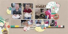 Enjoy Today - Club CK - The Online Community and Scrapbook Club from Creating Keepsakes