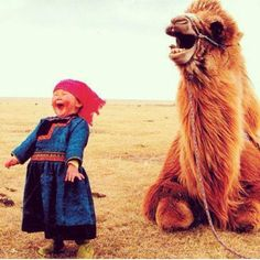 Keep sharing your laughter. It's good for the heart