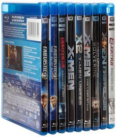 My Crafty Collections: Bargain Bin - Hot Deals From Victoria's Secret, Macy's, and Amazon. This 9pc blu-ray Marvel collection is on sale right now for $59.99 & free shipping. That makes it just $6.67 per blu-ray. Great deal, and gift. Could even break these up into multiple gifts. Good until Nov 9th, 2013.