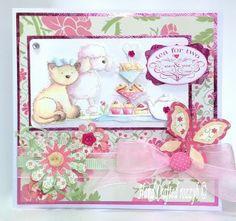 Trimcraft - View topic - More DoveCraft Garden Garden Party Cards