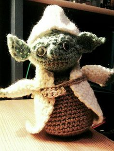 Yoda (thanks to WolfDreamer)