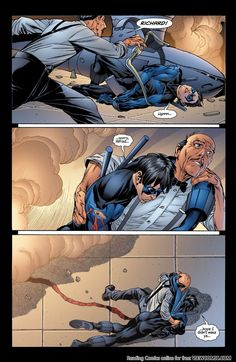 Nightwing v2 148 (2008) Pg7