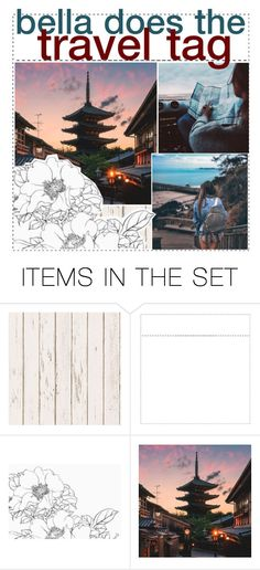 """&&; travel tag!!"" by bellabeauty-xo ❤ liked on Polyvore featuring art and country"