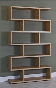 50 Amazing DIY Bookshelf Design Ideas for Your Home – Déco Salon Diy Bookshelf Design, Bookshelf Ideas, Bookcase Plans, Shelving Ideas, Pallet Furniture, Furniture Design, Salon Furniture, Etagere Design, Diy Regal