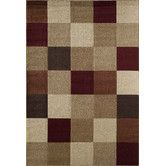 "Another uber-neutral rug. $70 for 3'11"" x 5'3"". Wayfair - Capri Columbia Area Rug"