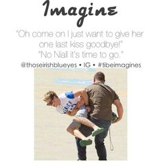 Omg I would cry if Paul did that to me One Direction Interviews, One Direction Images, One Direction Humor, Direction Quotes, Cute Imagines, Niall Horan Imagines, One Last Kiss, Bae, James Horan