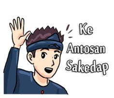 Make chats more fun with a new Sundanese slang Sticker ! Cartoon Jokes, Love Stickers, Chat App, Emoji, More Fun, Funny Pictures, Entertaining, Humor, Marcel