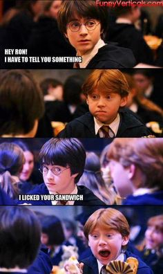 NOT THE SANDWICH!