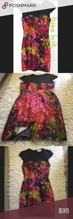 Trina Turk Dress Size 0 Trina Turk Watercolor Dress Size 0. Trina Turk Dresses