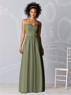 After Six Bridesmaids Style 6610 http://www.dessy.com/dresses/bridesmaid/6610/?color=moss&colorid=479#.VIHz4zHF81Y