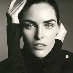 Hilary Rhoda by Karim Sadli for The Gentlewoman Fall/Winter 2013/2014