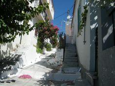 Stair Pythagorion.