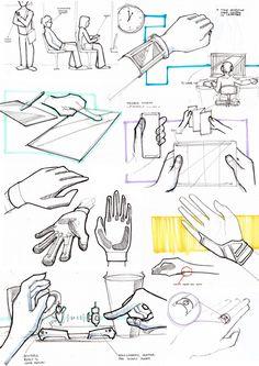 Sketchbook by Jillian Tackaberry, via Behance