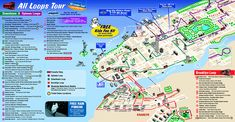 map of new york city attractions printable | ... tourist map of New York City. New York City detailed tourist map