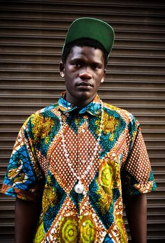 FashionHunt: Africanismo - South African Fashion.