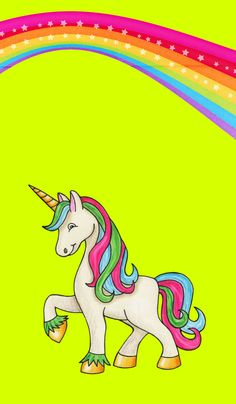 🦄🌈💛🦄🌈💚🦄🌈💙🦄🌈💜🌈🦄 Real Unicorn, Unicorn Art, Rainbow Unicorn, Unicorn Images, Unicorn Pictures, Unicorn Pics, Pegasus, Pretty Backgrounds, Wallpaper Backgrounds